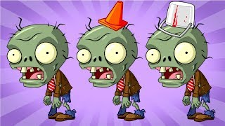 Plants vs Zombies 2 Brainz Epic Quest Blooming Heart vs Annoying Zombie Attack