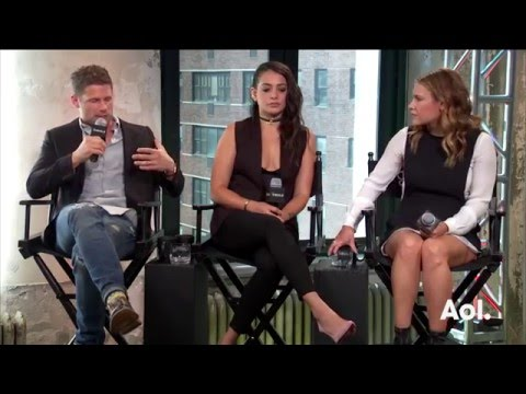 Matt Lauria, Byron Balasco, Frank Grillo, Kiele Sanchez, & Natalie Martinez On