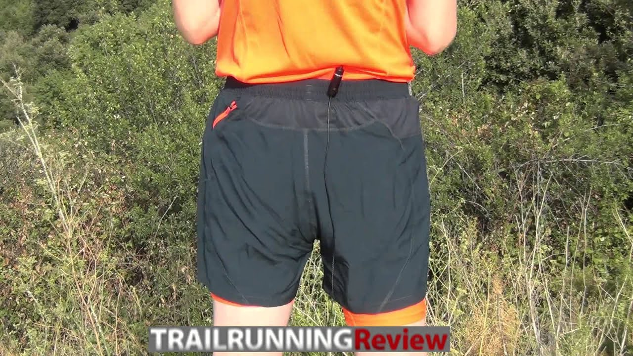 Adidas Trail 2 in 1 Shorts Review