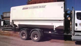cobank AE0272 2012 Freightliner W/Roto-Mix mixer feeder box