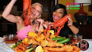 Seafood Boil with Mariah Lynn of Love & Hip Hop NYC