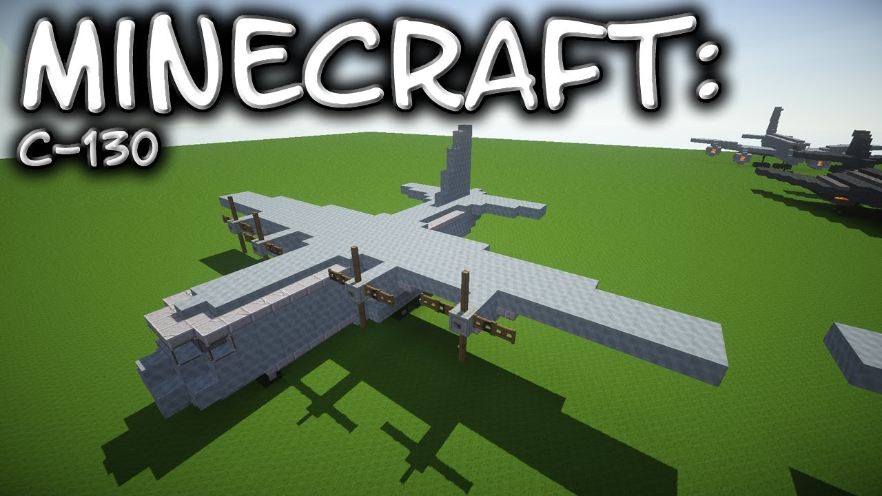 how to make a jet plane fly in minecraft