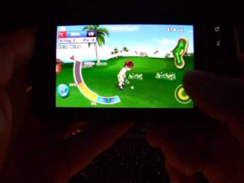 Lets Golf Android Htc Desire