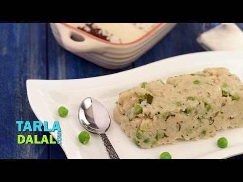 Jowar Upma (Healthy Snack) by Tarla Dalal