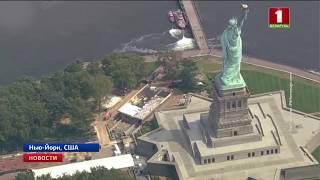 Мощный взрыв в туристическом сердце Нью-Йорка