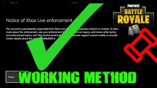 How to Bypass ANY Xbox Live Suspension! **WORKING 2018**