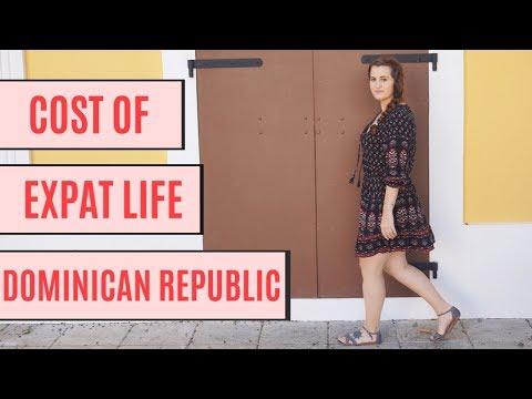 Cost Of Living In Dominican Republic // Expat Life In Santiago De Los Caballeros,