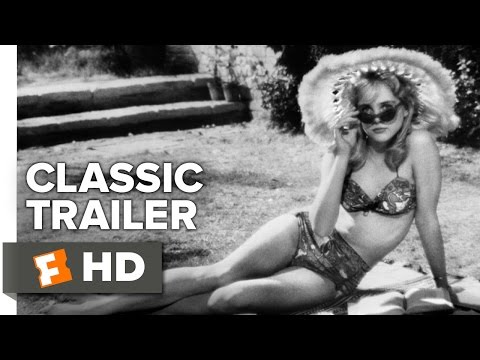 Lolita (1962) Official Trailer - James Mason Movie