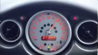 mini cooper s r53 acceleration from 0 to 100 mph 0 to 160 km h 163 hp