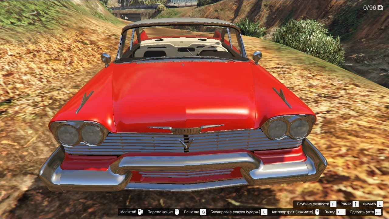 gta 5 plymouth fury 1958 youtube. Black Bedroom Furniture Sets. Home Design Ideas