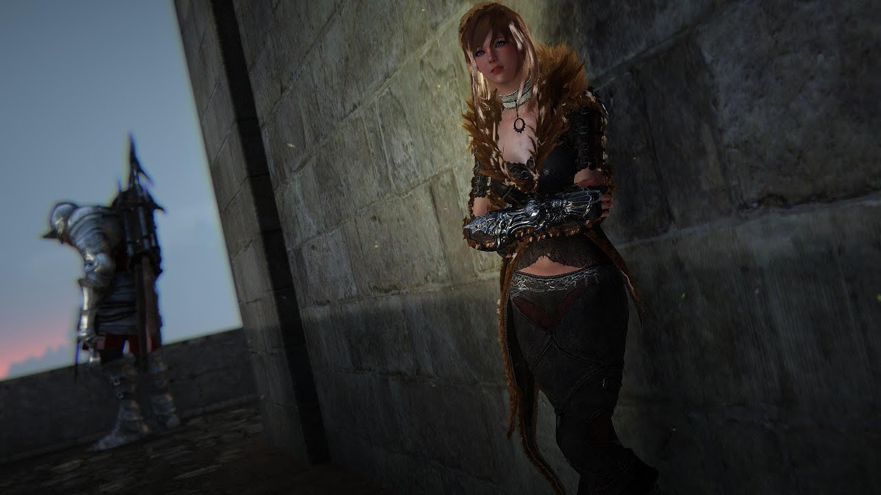 Dk Wallpaper Hd Black Desert Online Level 50 Sorceress Skill And Slow