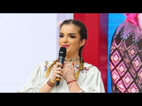 Daria Gâdea - Măi mândruț de la Sibiu -Teo Show