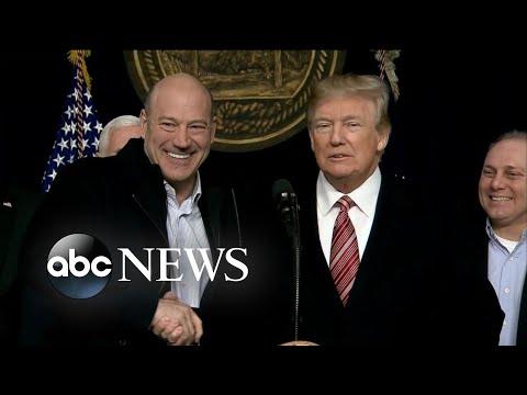 Trump's top White House economic adviser resigns