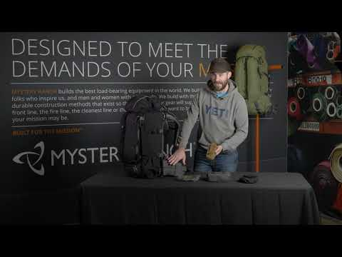 How to Attach Accessories to a MYSTERY RANCH Backpack