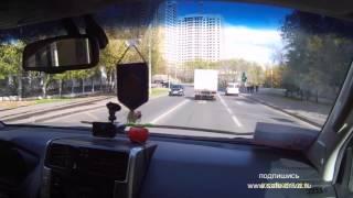 вождение урок №1 часть 2 Toyota Land Cruiser Prado (Тойота Ленд Крузер Прадо)