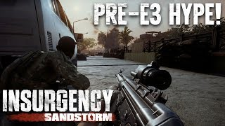 Pre-E3 Insurgency Sandstorm Q&A! - NWI Official Livestream