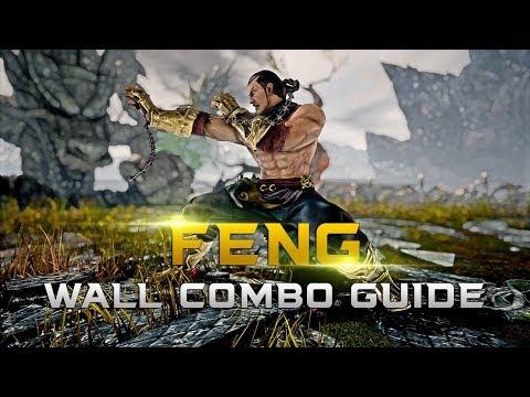 FENG WALL COMBOS, WALL BOUNCE + MAX DAMAGE