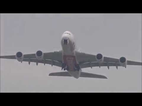 Cloudy Day Spotting Arrivals & Departures at London Heathrow Airport 04/06/16 - Part 1