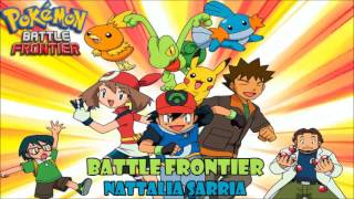 Battle Frontier (Pokemon opening 9) cover latino by Nattalia Sarria