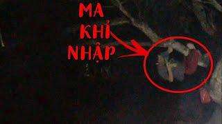 Phim Ngắn: Bị M.a Nhập khi Triệu Hồi M.A KHỈ tại KHU RỪNG BỊ NGUYỀN RỦA lúc 12h Khuya