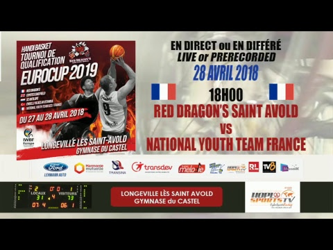 Eurocup  France U23 vs Istanbul part 2/2