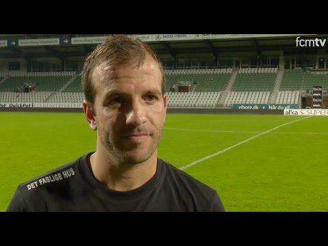 Rafael van der Vaart: Jeg skulle have scoret