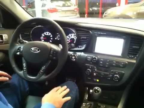 2012 Kia Optima SX Turbo Nashville TN | Universal KIA Franklin   YouTube