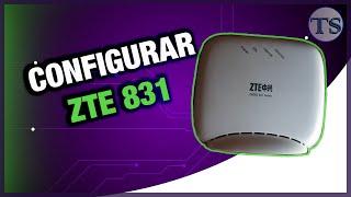 Como Rotear modem ZTE ZXDSL 831