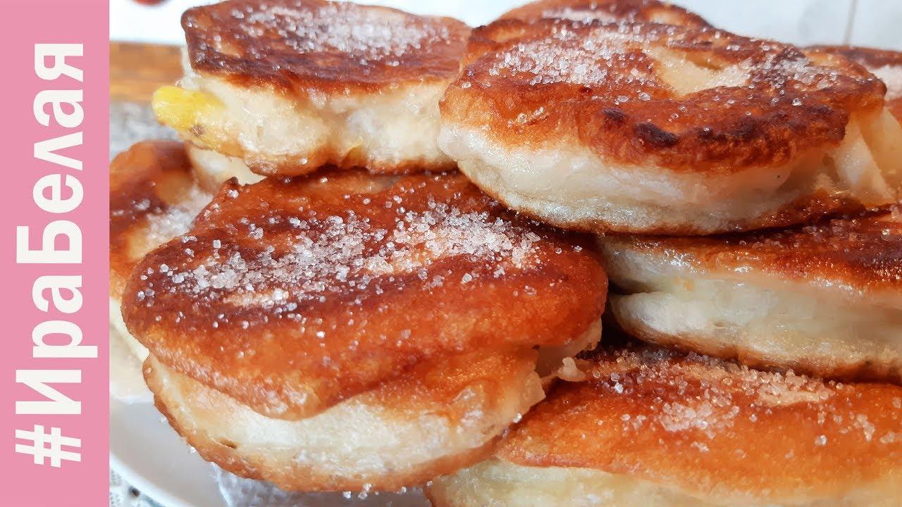 Постные пышные оладьи на дрожжах - вкусные рецепты лучшего угощения к чаю рекомендации