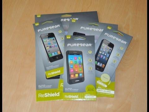 Pure.Gear ReShield Screen Protectors