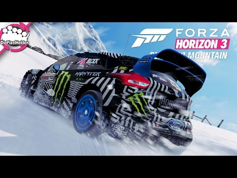 BLIZZARD MOUNTAIN #12 - König auf dem Berge - FINALE - Forza Horizon 3 Blizzard Mountain