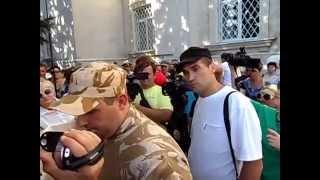 Митинг в Херсоне ч.1(, 2014-07-30T15:00:09.000Z)