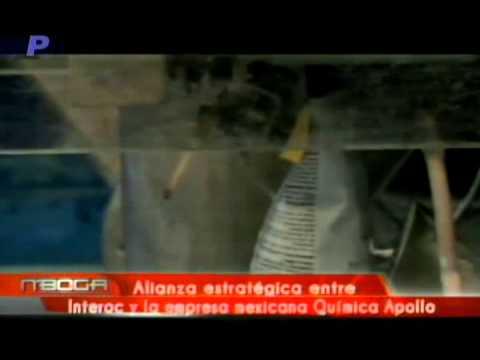 Alianza estratégica entre Interac y la empresa mexicana Química Apollo