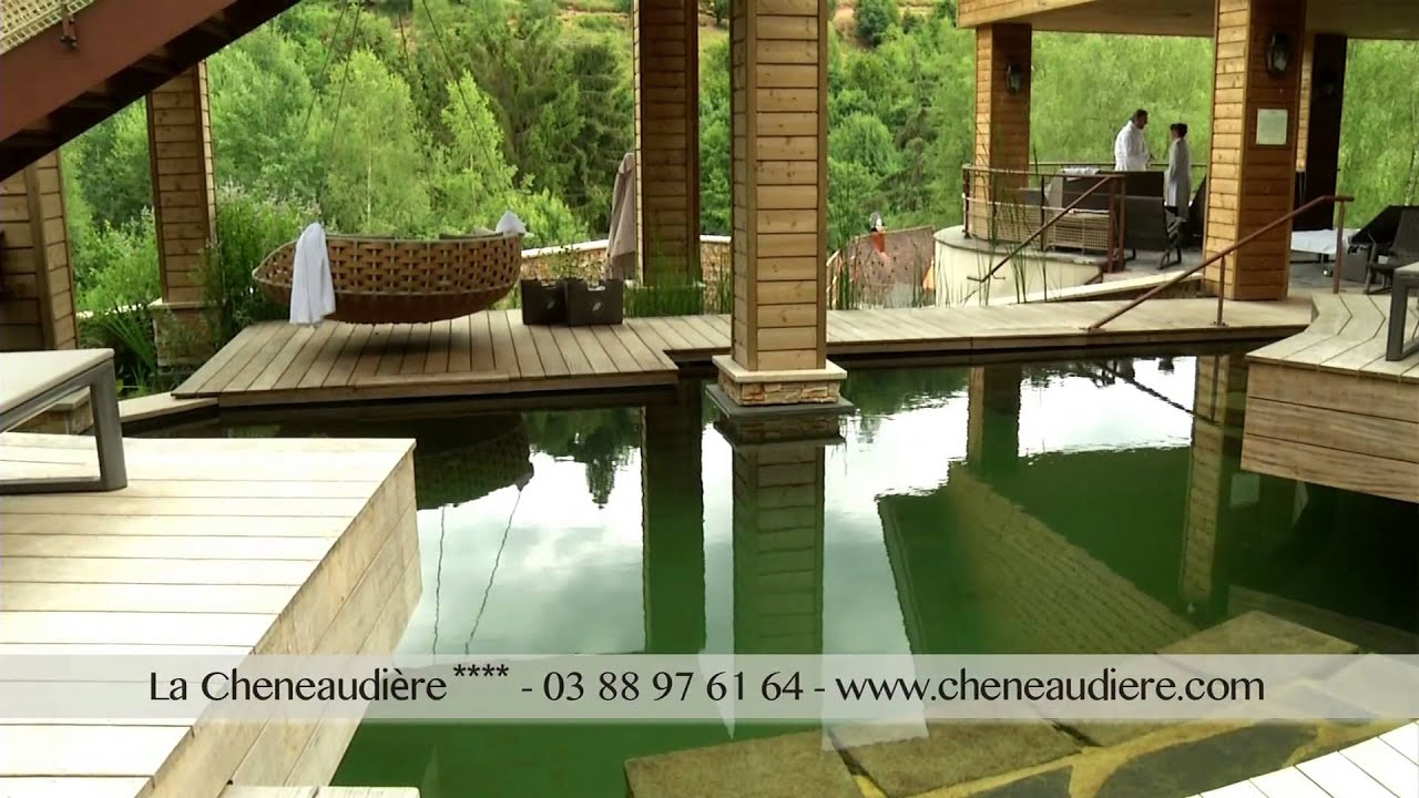 la cheneaudi re spa relais ch teaux youtube. Black Bedroom Furniture Sets. Home Design Ideas