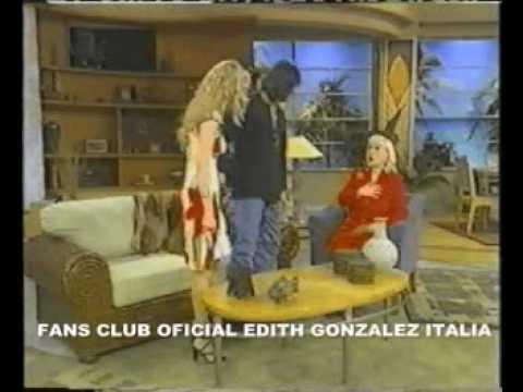 EDITH GONZALEZ incontro con Eduardo Palomo, Ariel Lopez Padilla e Ana Colchero  1 parte