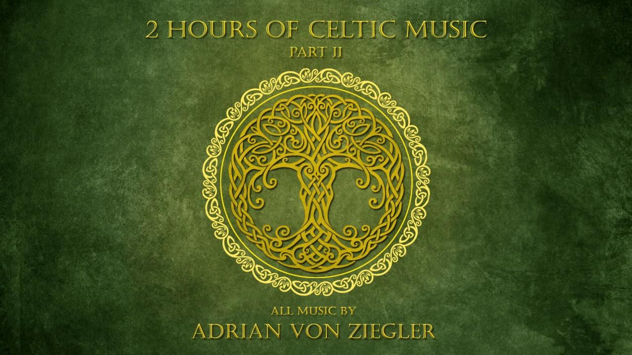 Celtic music by Adrian Von Ziegler