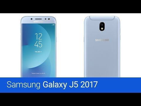 Samsung Galaxy J5 2017 (recenze)