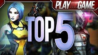 Borderlands 2 | Top 5 WTF Skills!