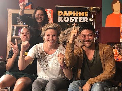 #EKDAILY E18 - Met o.a. Daphne Koster, Rocky Hehakaija en Fresia Cousiño Arias
