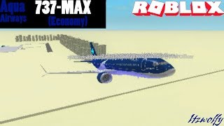 [ROBLOX] Flight Onboard Aqua Airways