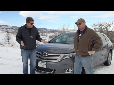 2014 Toyota Venza 0-60 MPH Review: Drive vs Sport Mode