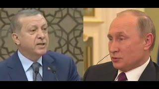 ماذا قال الرئيسان بوتين وأردوغان عن عملية اغتيال السفير الروسي في أنقرة؟