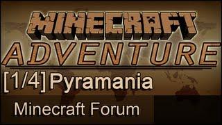 Video Let's Adventure YOUR Minecraft #119 [1/4] Pyramania download MP3, 3GP, MP4, WEBM, AVI, FLV Juli 2018