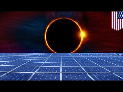 Solar power failure: The Great American Eclipse will cause massive energy loss – TomoNews