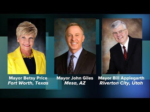 Mayors' Transit Round Table – 2015 Legislative Conference