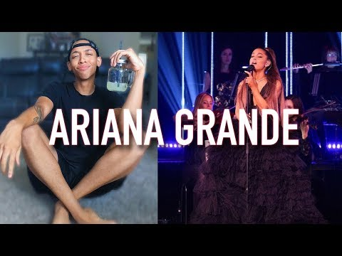 Ariana Grande - God Is A Woman   The BBC  REACTION & REVIEW