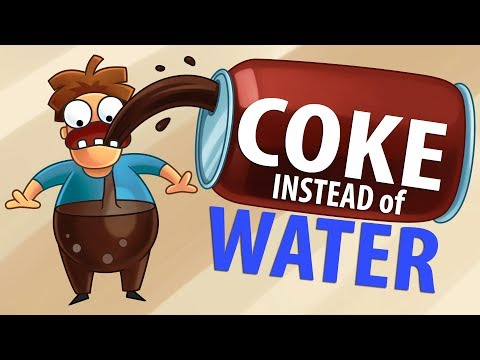 What Happens If You Drink Coke Instead of Water?