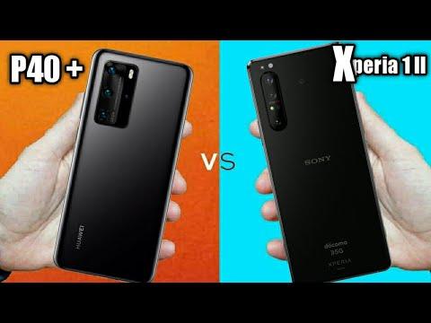 Sony Xperia 1 II Vs Huawei P40 Pro Plus Comparison