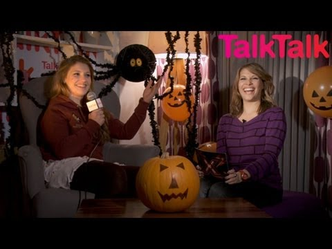 Pips Interviews Ella Henderson - Backstage with TalkTalk -  The X Factor UK 2012