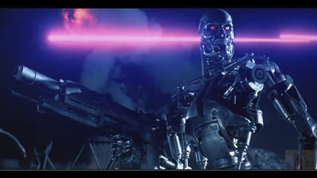 Terminator 2: Judgment Day Robot